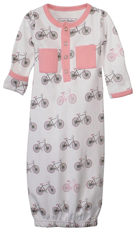当店在庫してます! L'ovedbaby SLEEPWEAR ベビーガールズ 0 ベビーガールズ - 3 L'ovedbaby Months Coral 0 Bicycles B01GZP9S6U, Lachic:8b21c580 --- a0267596.xsph.ru