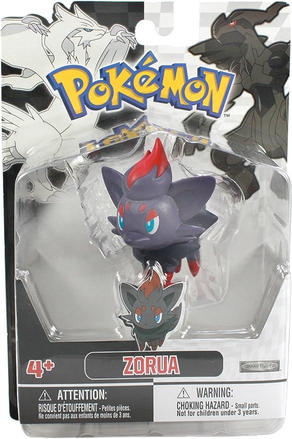 Jakks Pacific Pokémon Blanco y Negro Figura único Pack Volumen 1 ...
