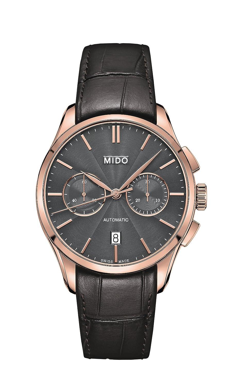 [ミドー]MIDO 腕時計Belluna(ベルーナ) M0244273606100 メンズ 【正規輸入品】 B01MTFY3ZB