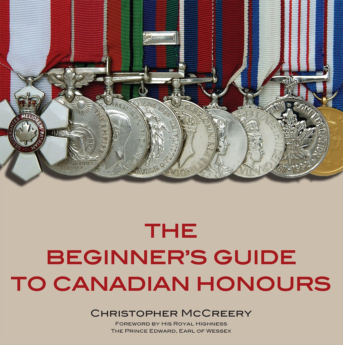 The Beginner's Guide to Canadian Honours ePub fb2 ebook