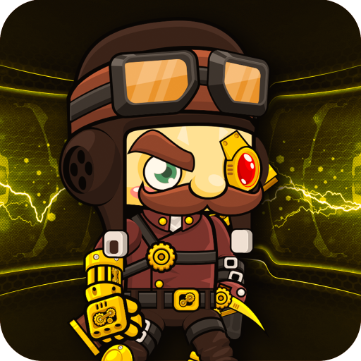 [HERO LEAP 1 : Robot Wars] (Fun Dress Up Games For Adults)
