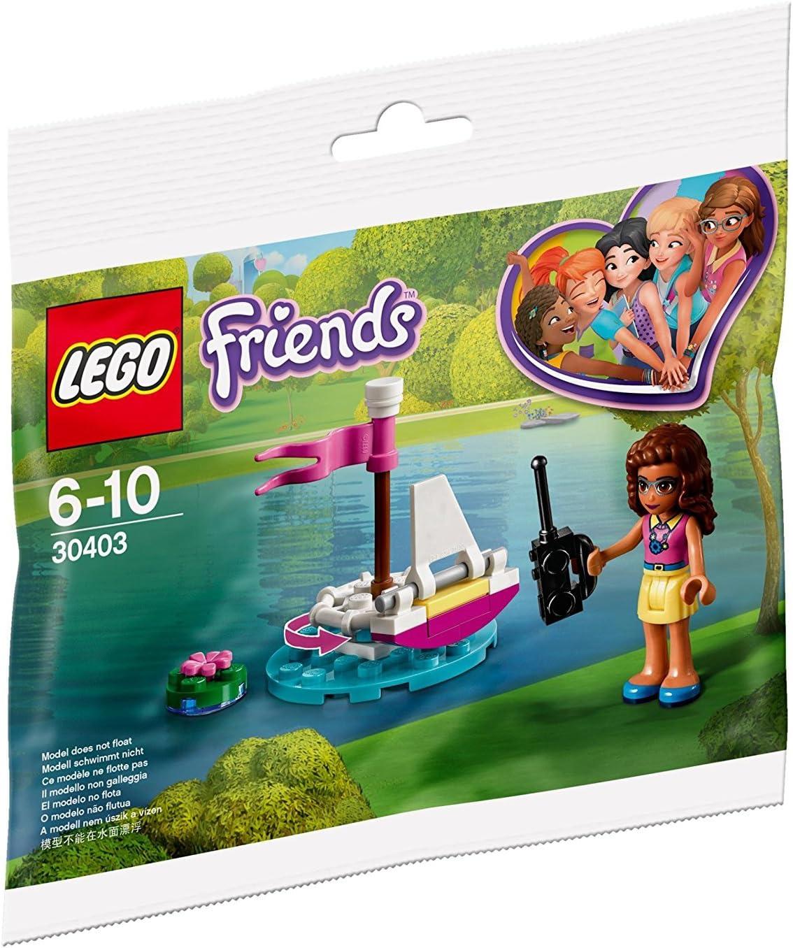 LEGO Friends 41338 – stephanies Sport Estadio Friends 30403 ...