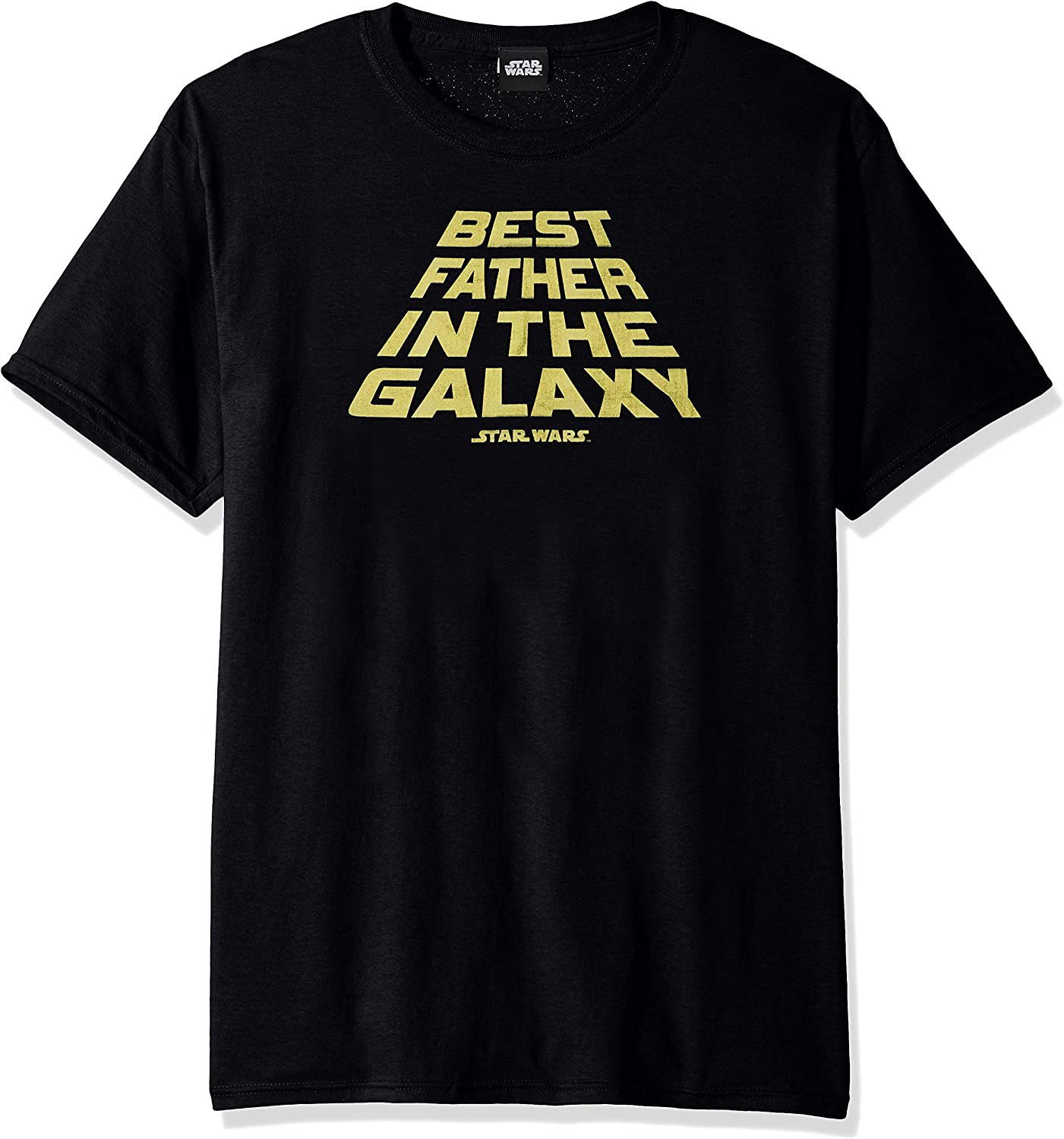 Star Wars Mens Officially Licensed Tees for Dad