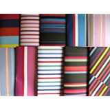 10 SHEETS OF ABSTRACT - STRIPES WRAPPING PAPER
