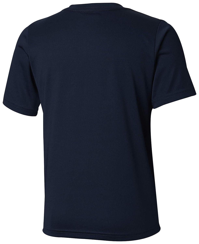 B07DWQYT8R Columbia Youth Boys PFG Stamp Short Sleeve Shirt, Moisture-Wicking, UV Protection 81GlYsfJieL