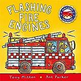 Flashing Fire Engines (Amazing Machines)