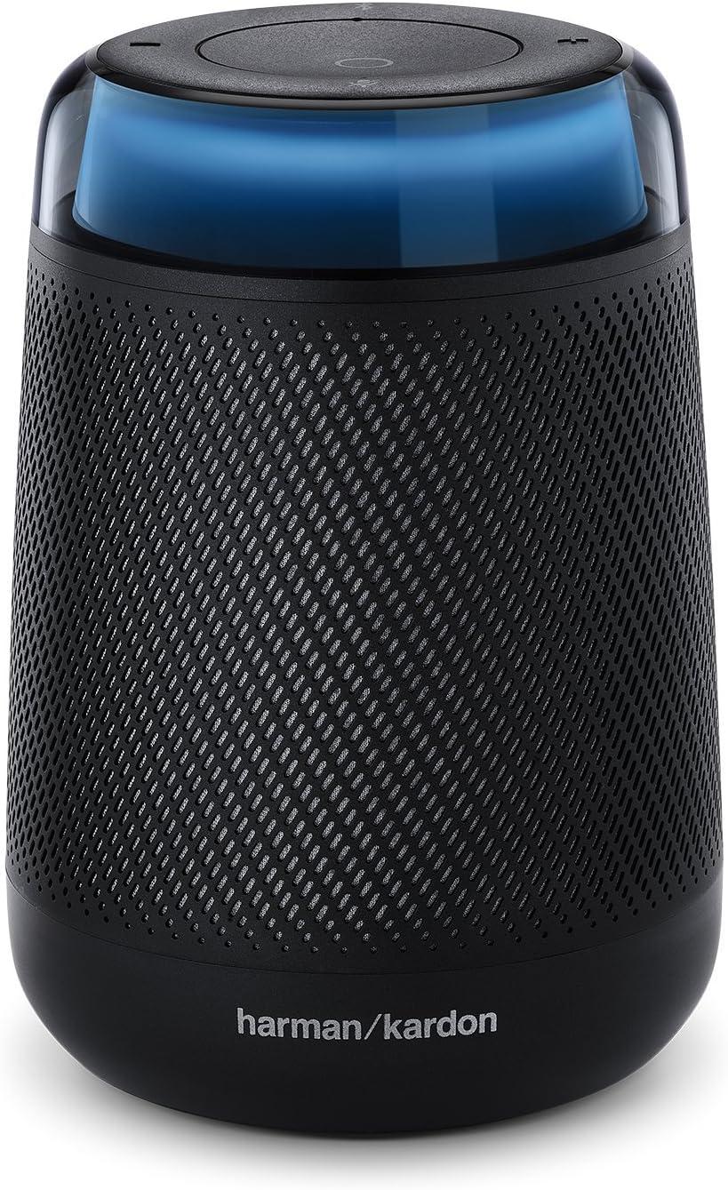 Harman Kardon Allure Portable Sprachgesteuerte Bluetooth Box Mit Amazon Alexa Tragbarer Lautsprecher Mit Modernen Lichteffekten Audio Hifi