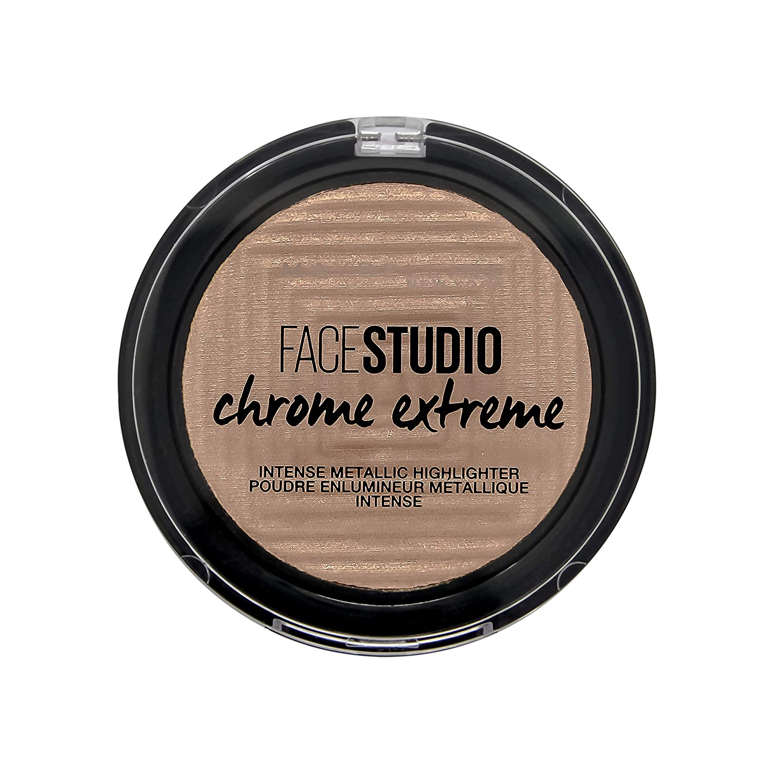 Maybelline New York Master Chrome Metallic Highlighter in Nr. 300 Sandstone Shimmer, 6 g 3600531524180