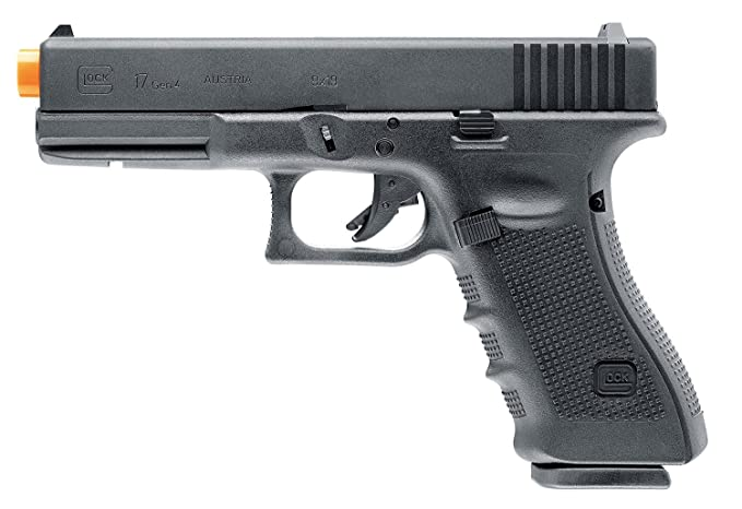 Glock   Elite Force Fully Licensed 17 Gen.4 Gas Blowback Airsoft by Glock
