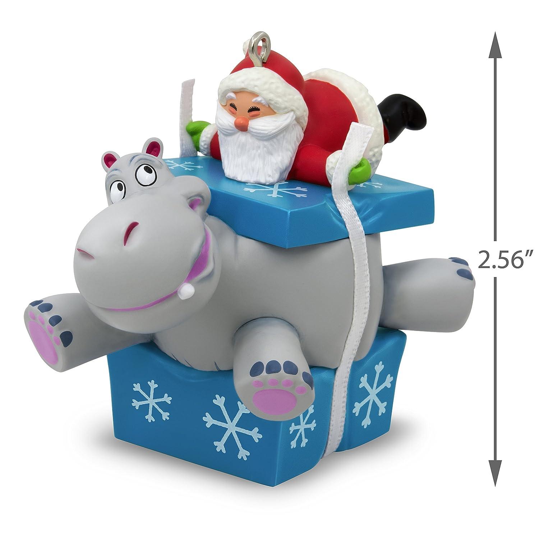 Amazon.com: I Want A Hippopotamus For Christmas Santa Musical ...
