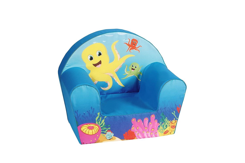knorr-baby 490308 Mini-SesselOctopus blau