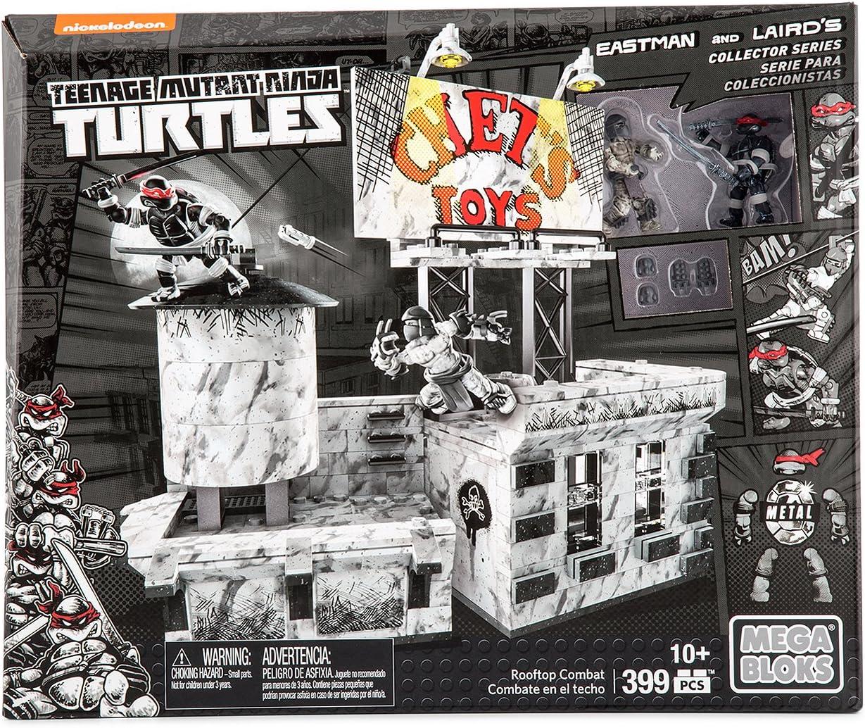 Mega Bloks Teenage Mutant Ninja Turtles Rooftop Combat