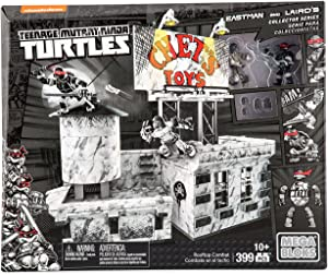 Mega Bloks Teenage Mutant Ninja Turtles Rooftop Combat