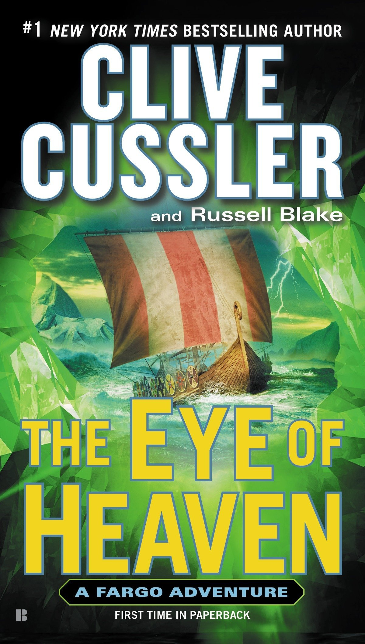 Amazon.com: The Eye of Heaven (A Sam and Remi Fargo Adventure)  (9780425275177): Clive Cussler, Russell Blake: Books