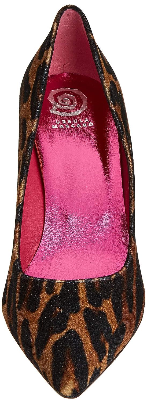 Mascaro Damen 47673 Pumps Braun Ybaz/Dot) (Textil Leopardo Ybaz/Dot) Braun c72d74