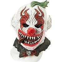 Rubie's Foam Latex Mask, Deluxe Fonzo The Clown-Adult