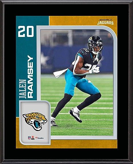 innovative design e6b7a 96021 Amazon.com: Jalen Ramsey Jacksonville Jaguars 10.5