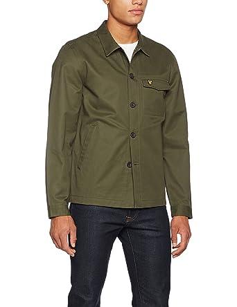 amp; Amazon Homme Sage Scott Dark 028 Vert Shirt L Blouson Lyle RwOvPqdR