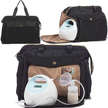 Amazon Com Zohzo Sasha Breast Pump Bag Portable Breast Pump