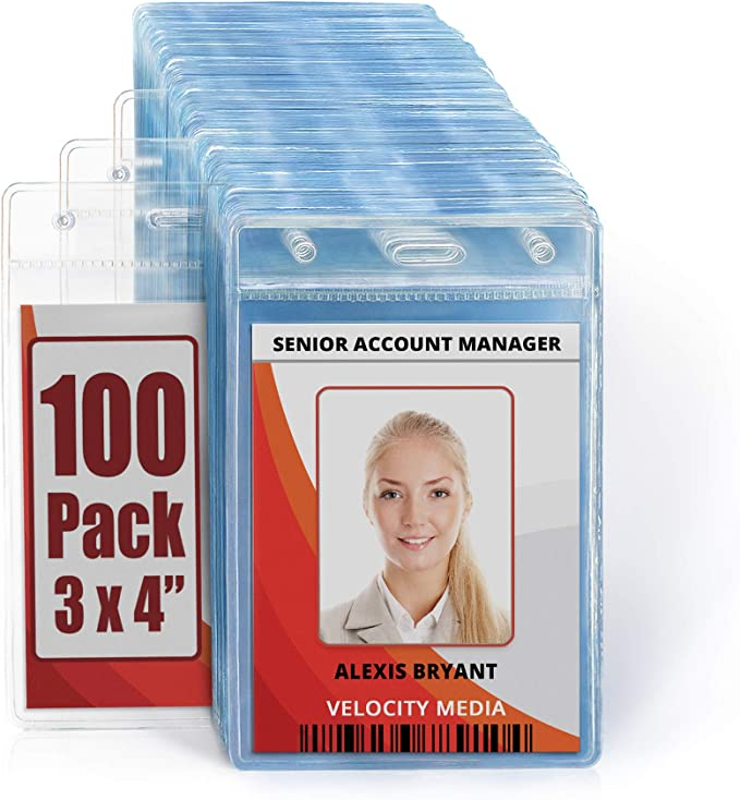 Rigid Clear Card Holder 3 X 4 inch Topload Protect Photos ACEO Trading Cards or other Small Art