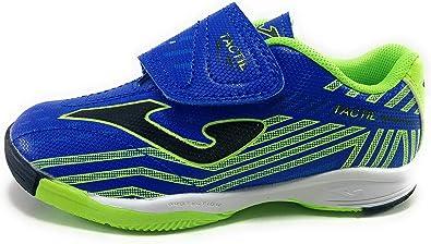 Joma Tactil JR Zapatillas Fútbol Sala niño: Amazon.es: Zapatos y complementos