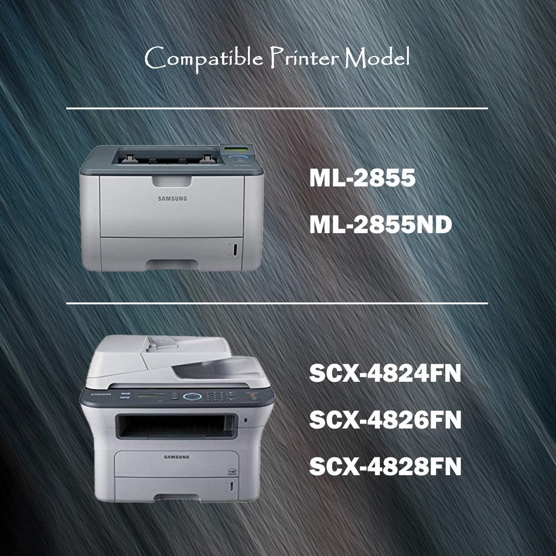ML-2855 Printers SCX-4826 For Samsung SCX-4824 SCX-4828 Supply Spot offers 3 Pack Black Compatible MLT-D209L Toner Cartridge MLTD209L