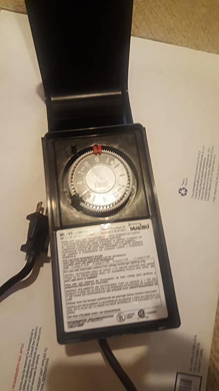 81RtsKkOZmL._SY790_ low voltage outdoor lighting wiring diagram timer inside timer  at readyjetset.co