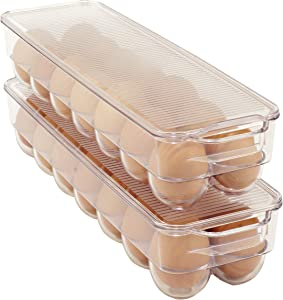 Kitchen Details Egg Crate, Clear