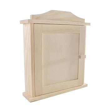 SEARCH BOX - Llavero de Madera para Armario o Armario de ...