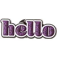 Jibbitz Sparkle Hello