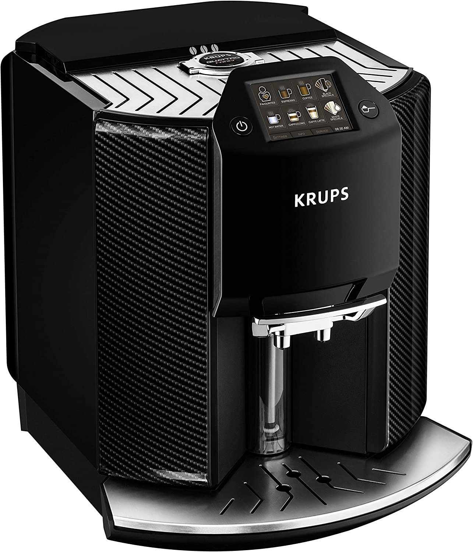 Cafetera automática Barista New Age Krups