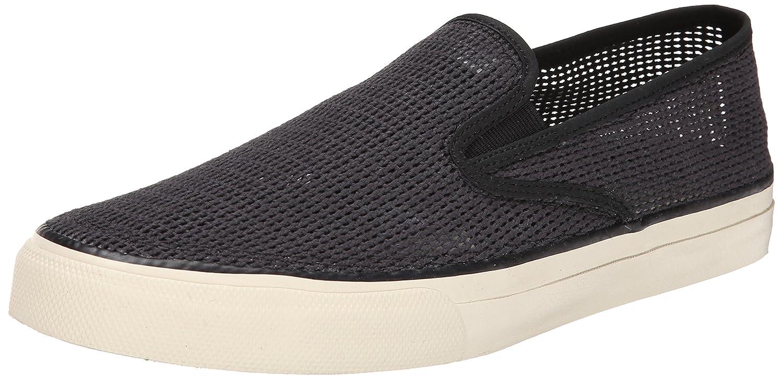 Sperry Cloud S/O Knit Zapatos del barco para hombre 41.5 EU|Black