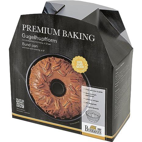 "Birkmann ""Premium Molde para Pan, Metal, Gris, ..."