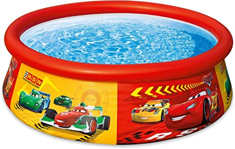 Intex 28103NP - Piscina hinchable Cars 183 x 51 cm, 886 litros ...