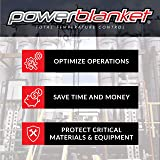 Powerblanket PBL100 Gas Cylinder Heating Blanket