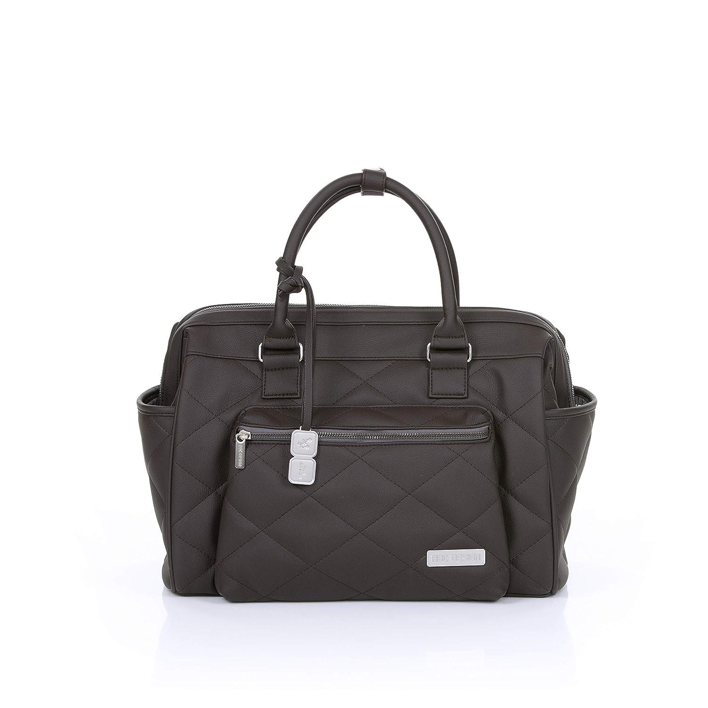 ABC Design 2019 Wickeltasche Style dark brown