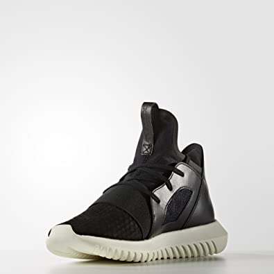 Adidas Tubular Doom PK Round Toe Canvas Sneakers