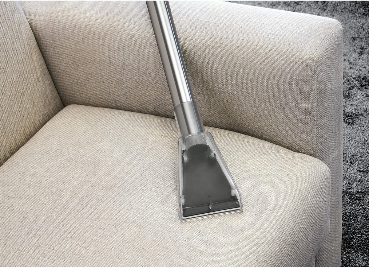 briebe Lava-aspiradora con Limpiador de tapiceria para Coche ...