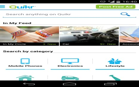 quikr ad post free