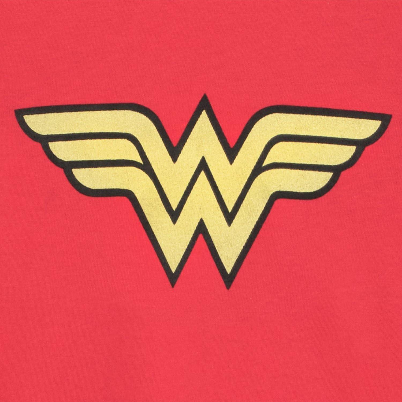 Ragazze Wonder Woman Maglietta a maniche corte Wonder Woman