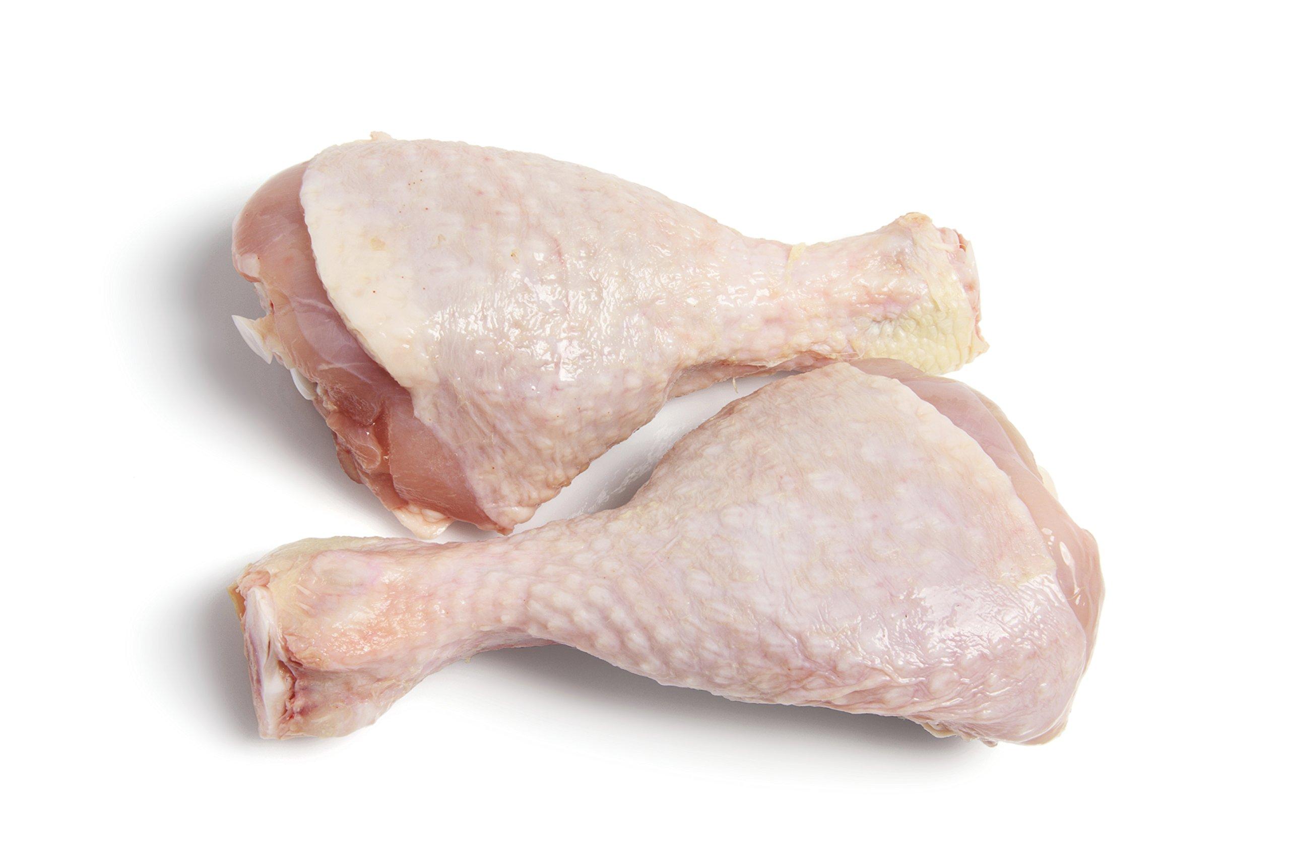 Double Certified Organic Chicken Drumsticks (7.25-7.75 Lbs) - Glatt Kosher