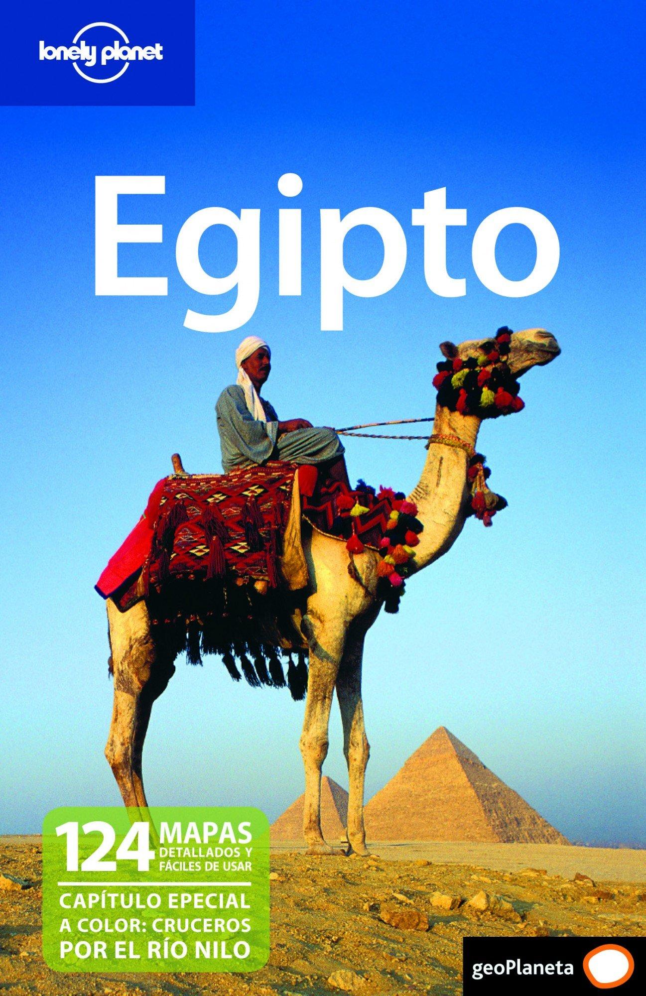 Egipto 5 Guías de País Lonely Planet Idioma Inglés: Amazon.es: AA. VV., Traductores varios: Libros