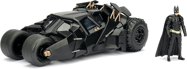 Jada Batman Batmobile Tumbler Camo 1:24 Jeu Jouet Jeux Cadeau
