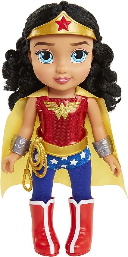 "DC Super Hero Girls  Super girl Dc Toddler Dolls 15/""  Toddler Doll,"