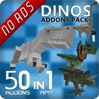 Dino Craft Mod