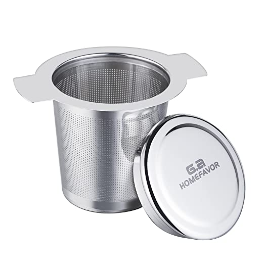 6 opinioni per GA Homefavor Filtro per Tè in Acciaio