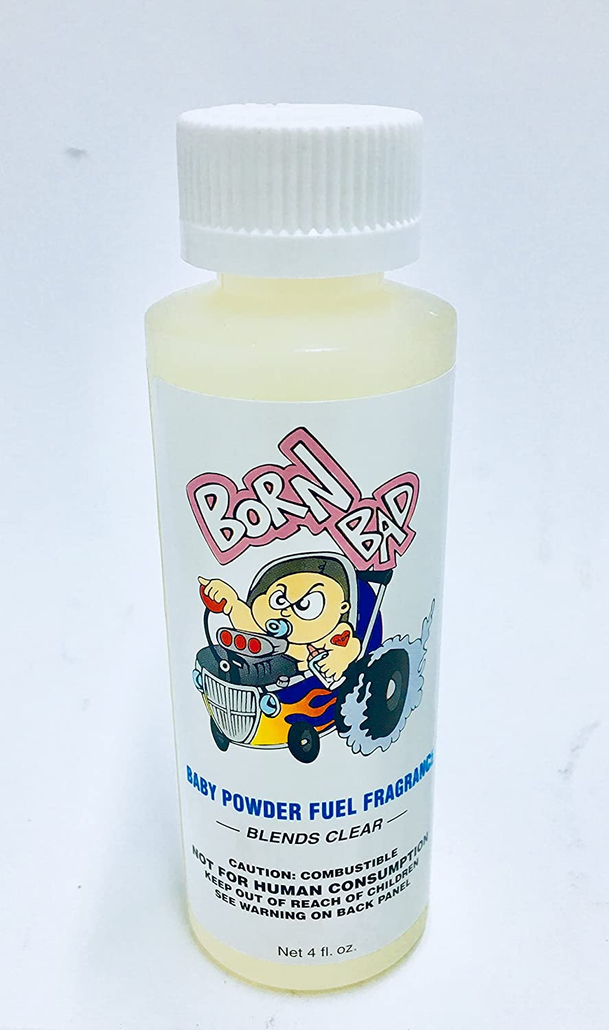 Power Plus Fuel Fragrance Baby Powder 4 oz.