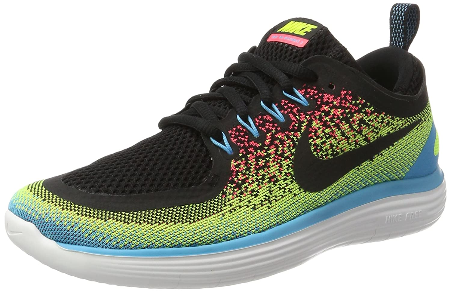 info for 4be2b 3faf9 Nike Men s Free RN Distance 2 Running Shoes  Buy Online at Low Prices in  India - Amazon.in