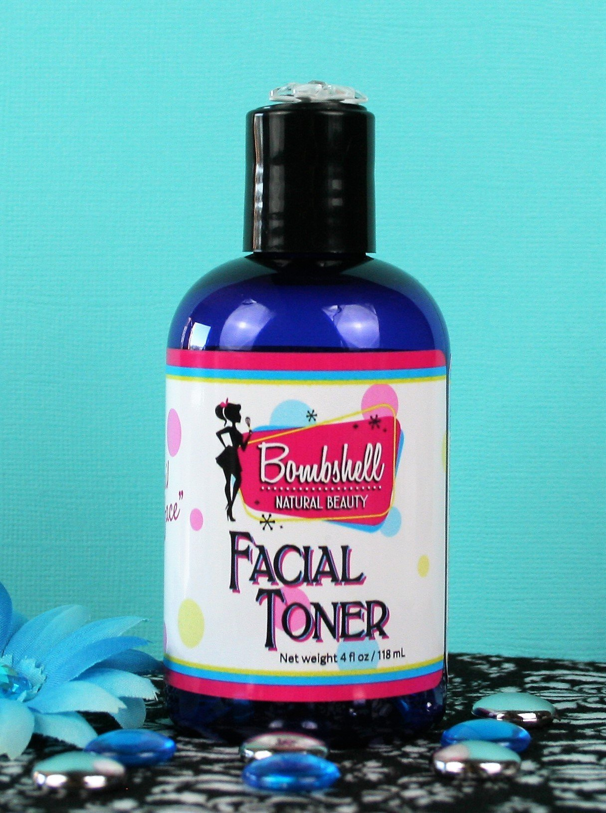 Bombshell Natural Beauty ~ Facial Toner ~ 4 oz