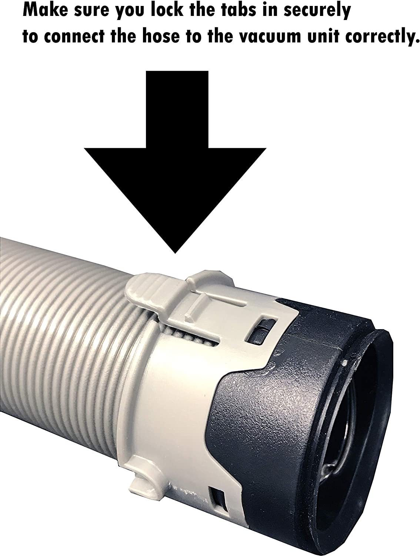 Shark OEM Original Hose Handle NV501 NV500 UV560 NV502 NV505 NV501c NV520QPR